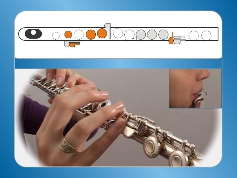 imparare a suonare il flauto traverso
