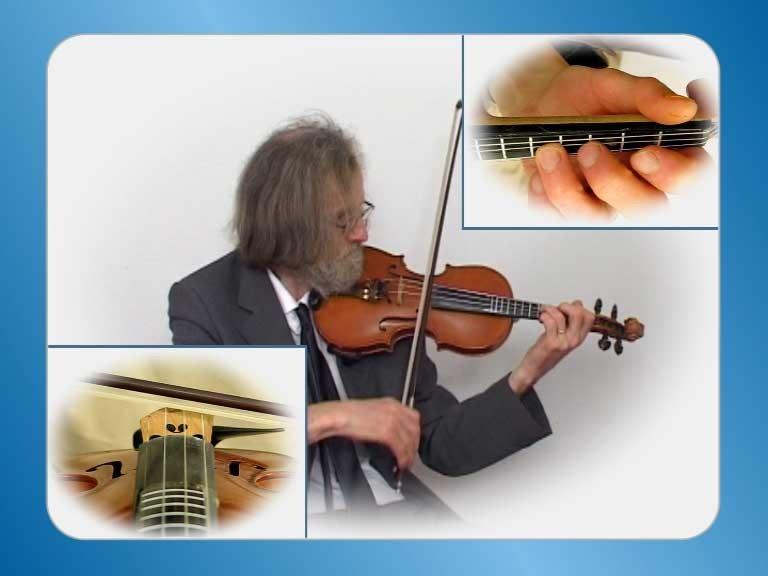 imparare a suonare il violino