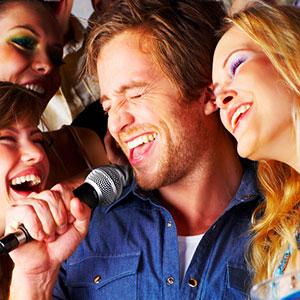 il gruppo impara a cantare