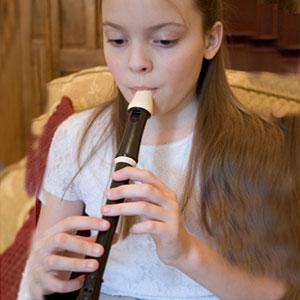 imparare a suonare il flauto dolce