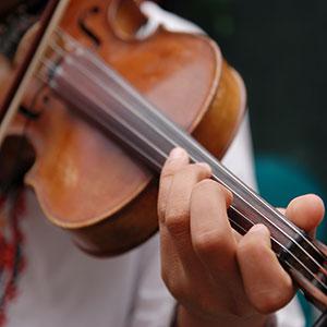 imparare a suonare il violino online