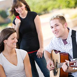 scuola di musica a distanza